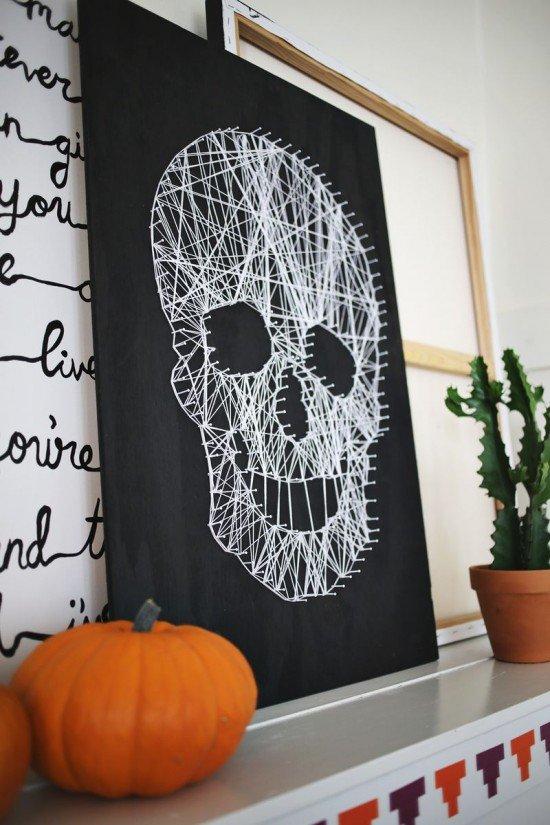 40 Easy To Diy Halloween Decorating Ideas Www Fabartdiy