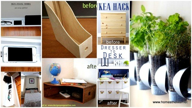 Top 33 Ikea Hacks You Should Know For A Smarter Exploitation Of Your Furniture
