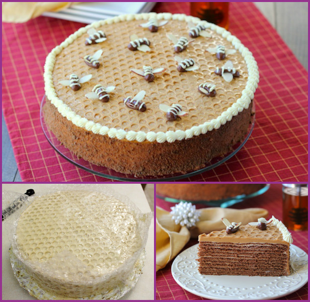 DIY Bubble Wrap Chocolate Cake Decorating Tutorial- video