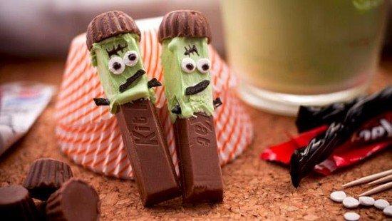 10 DIY Fun and Sweet Halloween Treats