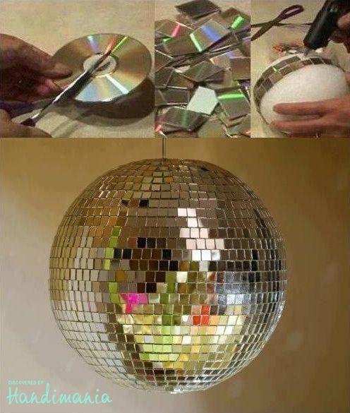 20+ asombrosos bricolaje maneras de reciclar sus viejos CDs