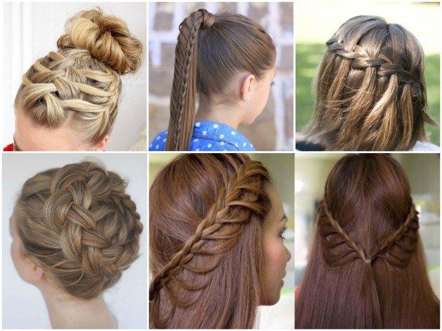 20 Beautiful Braid Hairstyle DIY Tutorials You Can Make