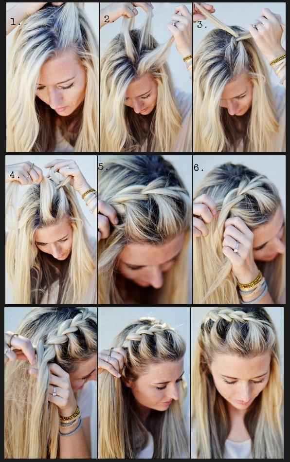 Prime 20 Beautiful Braid Hairstyle Diy Tutorials You Can Make Short Hairstyles Gunalazisus