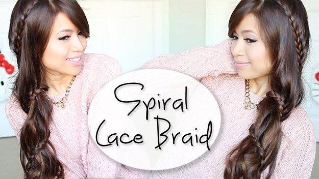 20+ Beautiful Braid Hairstyle DIY Tutorials You Can Make At Home