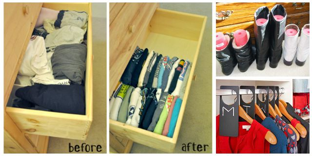 20 Genius Ways To Organize Your Closet And Drawers