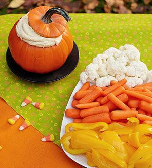 30+ Healthy Halloween Snacks Recipes for Party