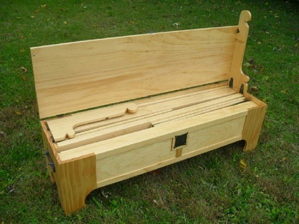 DIY Amazing Bed In a Box3