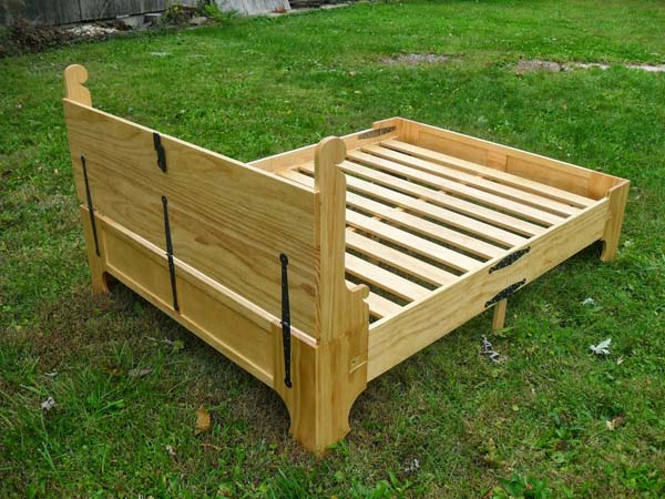DIY Amazing Bed In a Box
