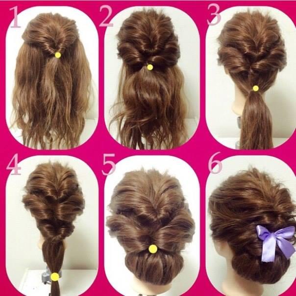 Brilliant Fashionable Braid Hairstyle For Shoulder Length Hair Short Hairstyles Gunalazisus