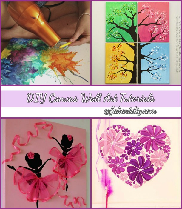 10 Fabulous Ways to Decorate Your Empty Wall Tutorials