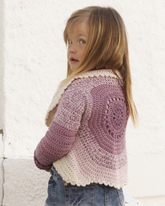 Free Crochet Pattern For Sweater Coat : DIY Crochet Cardigan Sweater Free Patterns