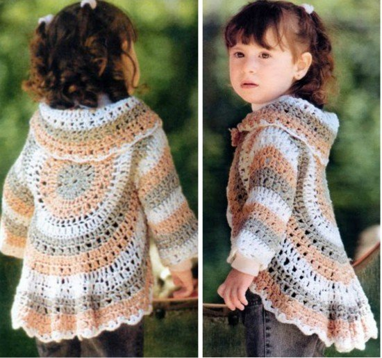 Free Crochet Sweater Patterns : Crochet Sweater: Crochet Vest Pattern Free For Women -chic And Easy