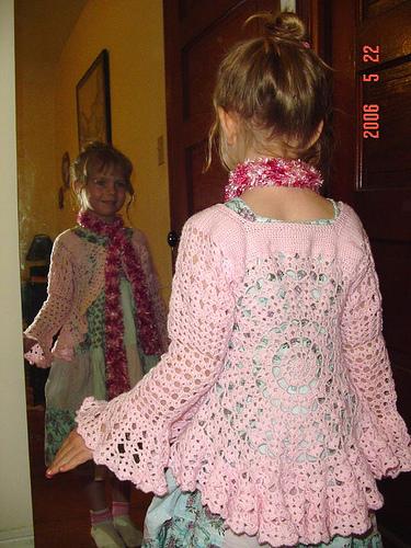 Crochet Cardigan Sweater Free Patterns - DIY CHICKS