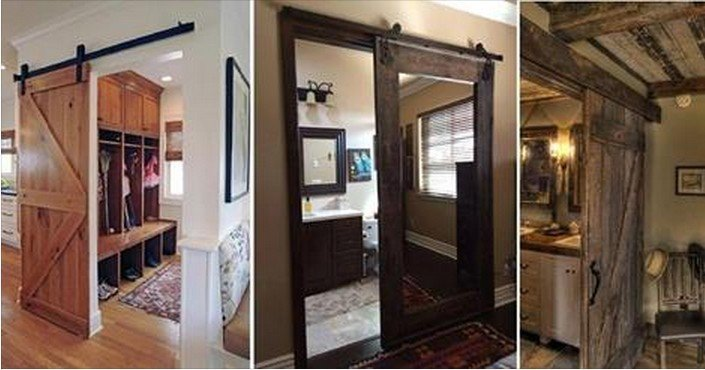 How To Make a Sliding Door & How to Make An Easy Sliding Door