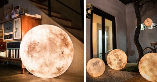 Inspired By The Ultimate Night Light Diy Moon Lantern