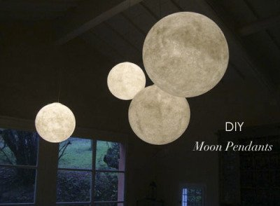 Inspired by The Ultimate Night Light-DIY Moon Lantern