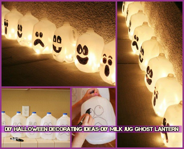Diy Glow In The Dark Boo Balloon Halloween Decoration
