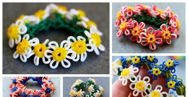Rainbow Loom Bracelet Archives Diy Tutorials