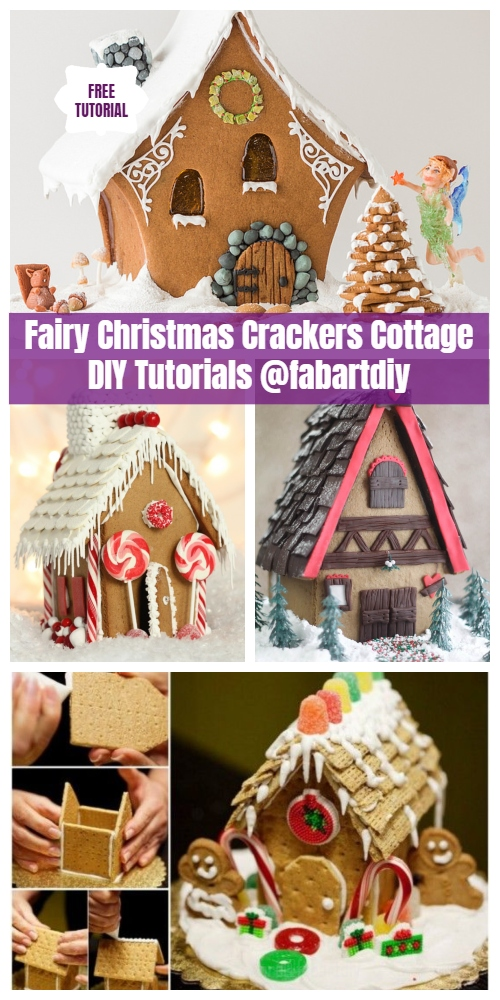 DIY Fairy Christmas Crackers Cottage Tutorials