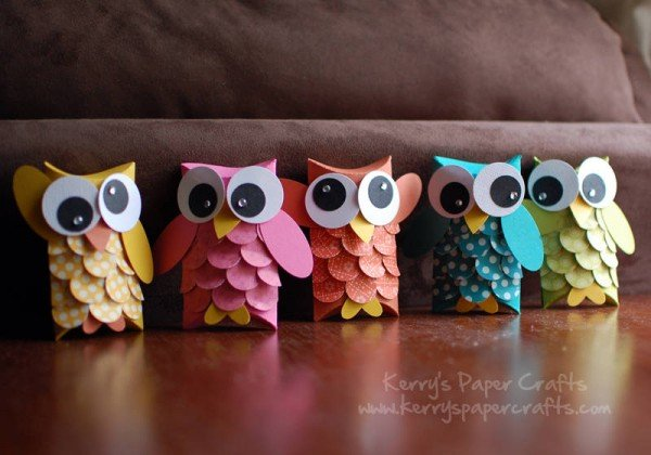 20 Toilet Paper Roll Christmas Diy Craft Projects For A Wonderful