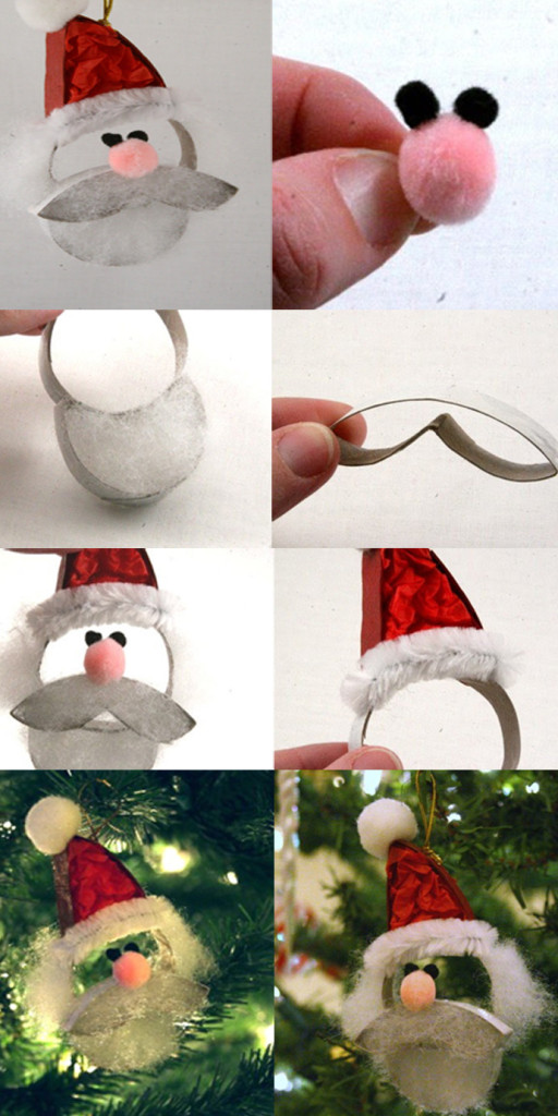 20+ Toilet Paper Roll Christmas DIY Craft Projects for A Wonderful Holiday