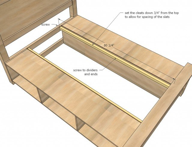 diy storage bed. Diy Storage Bed S