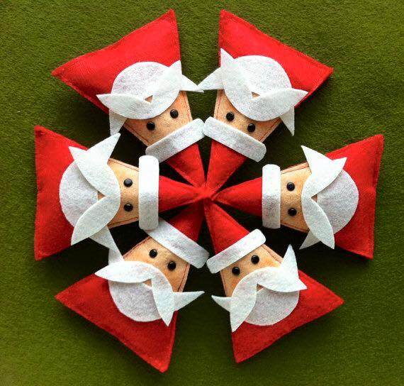 DIY Santa Claus Sewing Patterns and Ideas