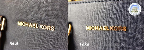 How to Spot A Fake Vs Real Michael Kors Handbag