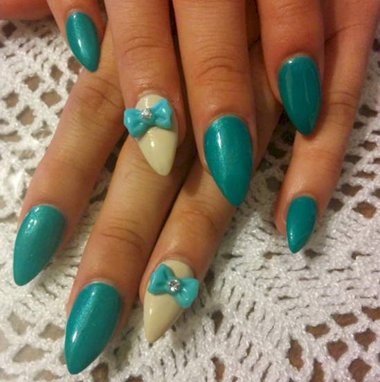 - 12 Different Nail Shapes To Try For Our Fingertips