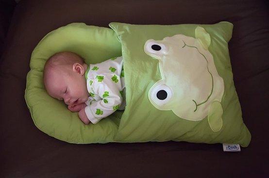 Diy Baby Pillowcase: DIY Baby Pillowcase Sleeping Bag Patterns and Tutorial (Video),
