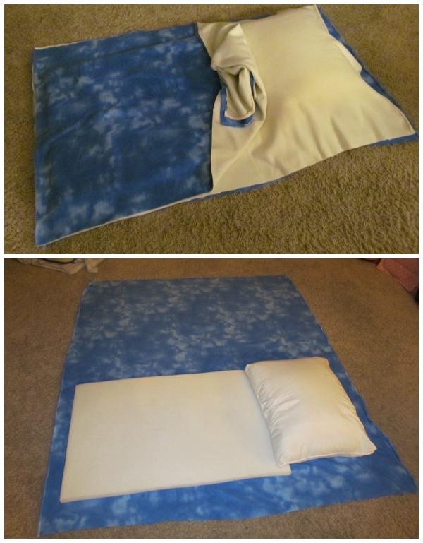 Diy Pillowcase Mat: DIY Baby Pillowcase Sleeping Bag Patterns and Tutorial (Video),