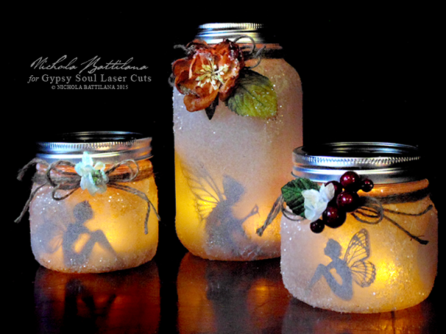 DIY Mason Jar Fairy Lantern Tutorial Video