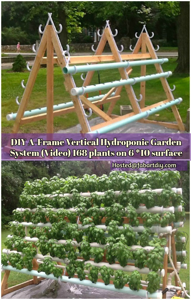 diy hydroponic garden DIY Projects Ideas