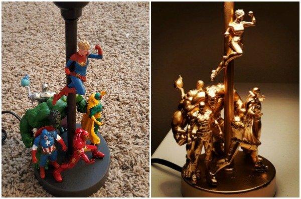 DIY Toy Lamp Tutorial -video