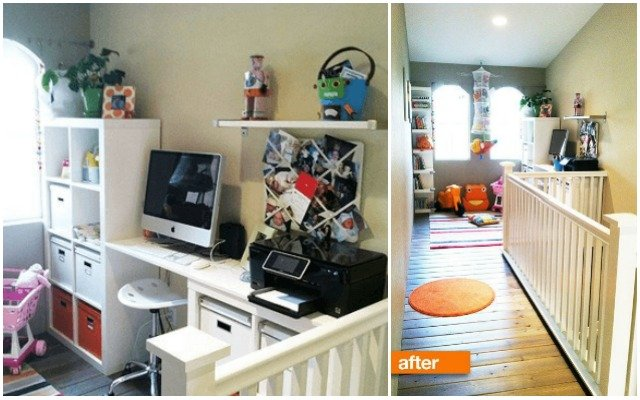 Turn Ceiling Space into Extra Playroom