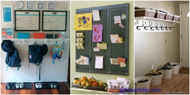 10 DIY Entryway Storage Ideas to Keep You Organized