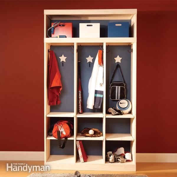 10 DIY Entryway Storage Ideas to Keep You Organized