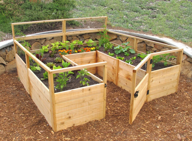 7 Raised Garden Beds To Duplicate At Home