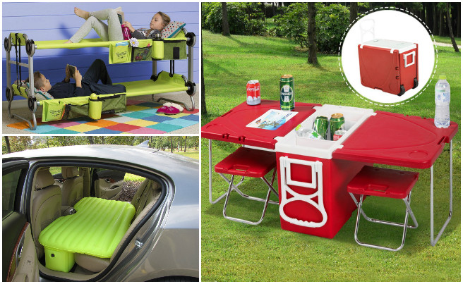10 Camping Tips and Gadgets You'll Love This Summer