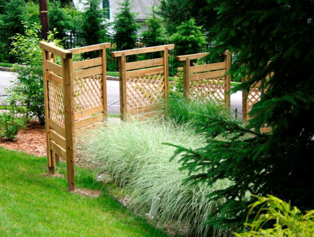 10 DIY Patio Privacy Screen Projects Free Plan-DIY Wood Fence Panel Privacy Screen
