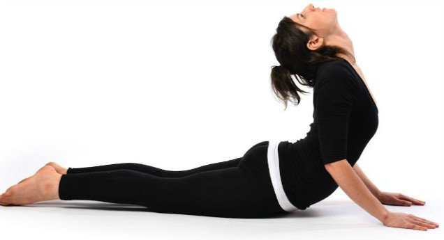 10 Easy Yoga Poses To Reduce Belly Fat - Wind Cobra Posture