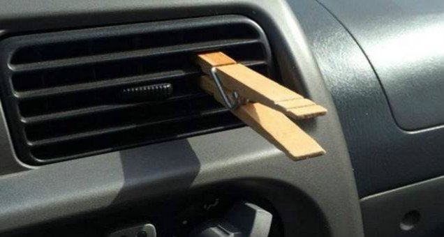 DIY Clothespin Air Freshener (Video)