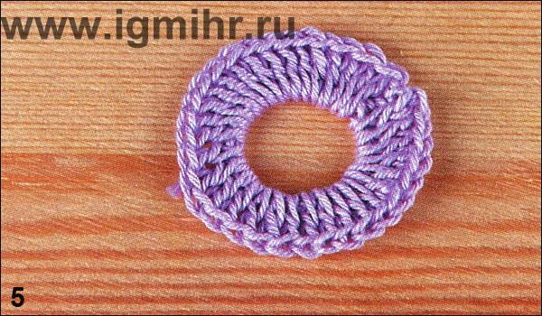 DIY Crochet Interlocking Rose Free Pattern