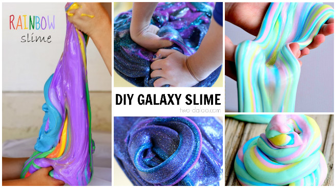 DIY Homemade Slime Recipes for Endless Kids Fun