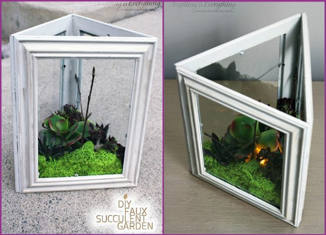 Diy Picture Frame Home Decoration Craft Ideas