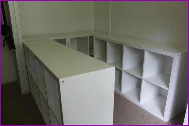 & DIY IKEA Bookshelf Raised Bed With Under Storage - Video