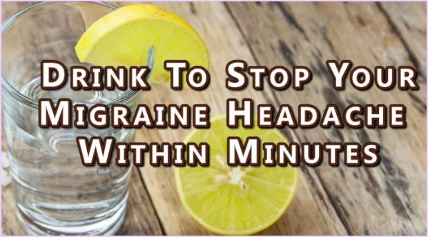 Simple Home Remedy to Relieve Headache in Minutes-Video