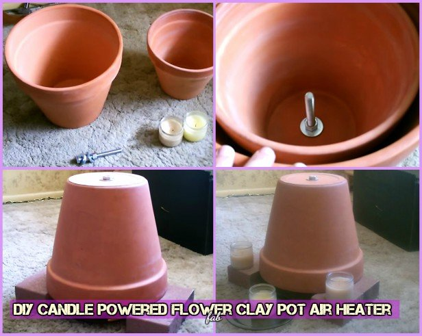 startupinsights.org & Clay Flower Pot Heater \u0026 Pinterest