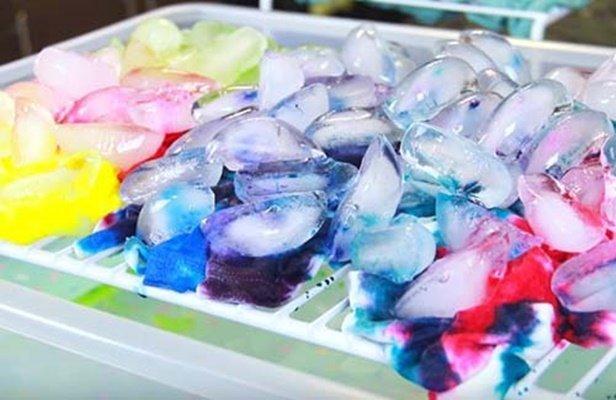 DIY Ice Tie Dye Tutorial-Video