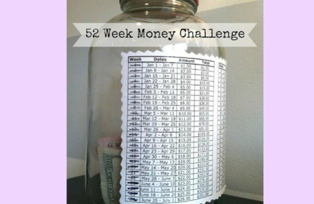 Save Your Bank with This 52 Week Money Saving Challenge